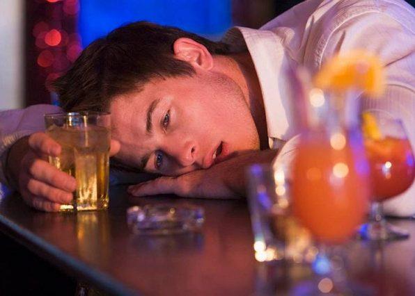 Скорость употребления спиртных напитков