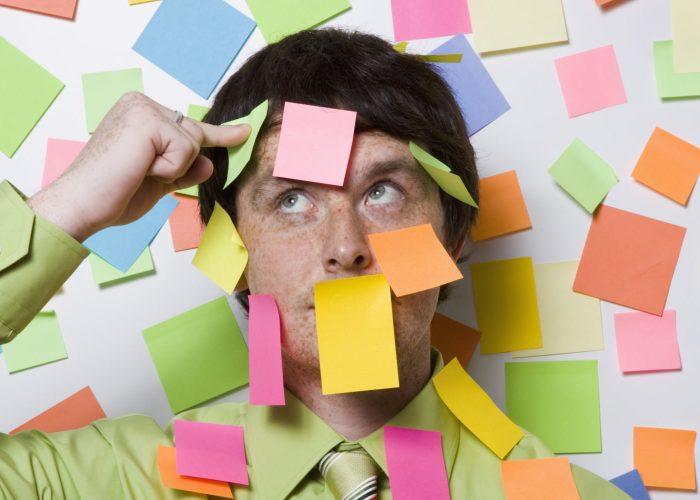 Снижение памяти и способности концентрироваться