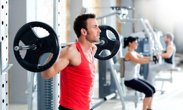 Улучшить настроение помогут занятия спортом