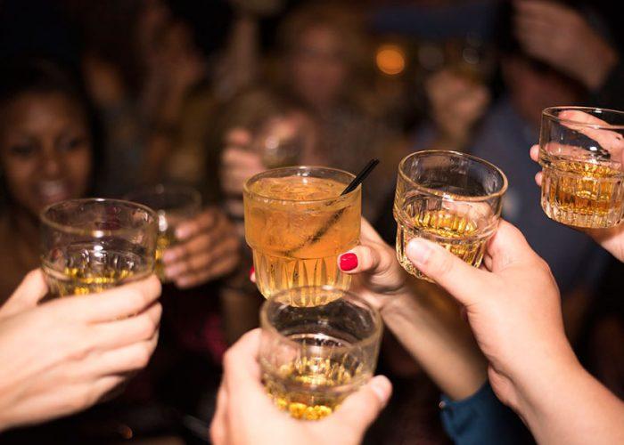 Усиление действия алкоголя