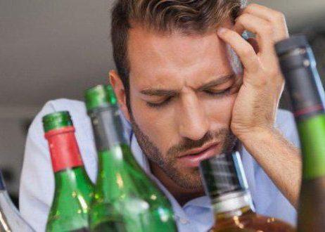 Усиление похмельного синдрома
