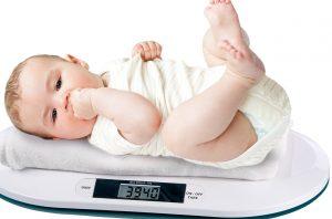 Вес тела крохи и его общее состояние