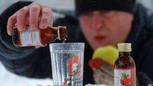Запрет на спиртосодержащие вещества в связи с алкоголизмом