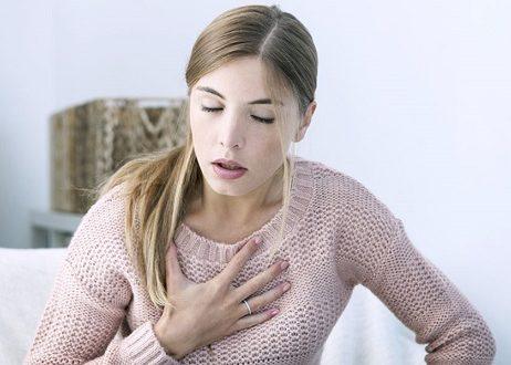 Затруднительное дыхание