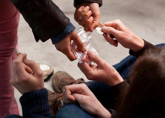 Зависимость от опиатов