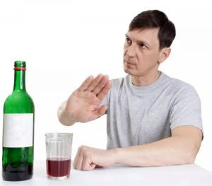 После кодирование не возникает желание выпить алкоголь