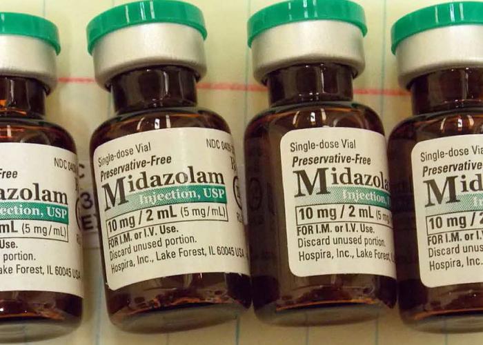 Мидазолам – 20
