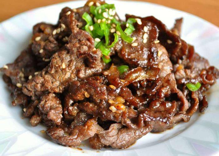 Мясные блюда с добавлением острых специй