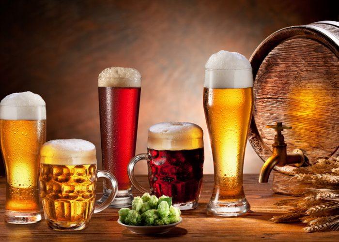 Пиво, разделяющееся по крепости