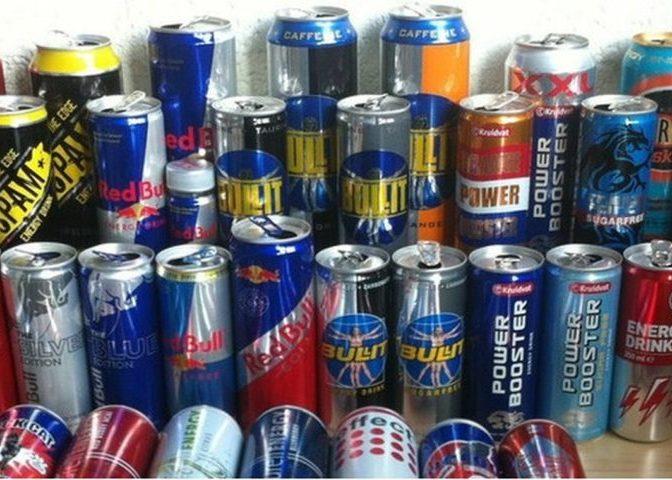 Спиртосодержащие «энергетики»