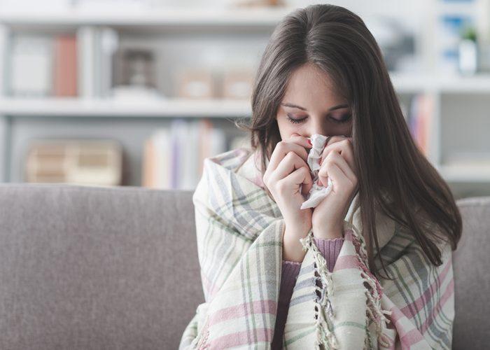Астения после перенесенной простуды