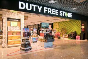 Duty-free в Дубае
