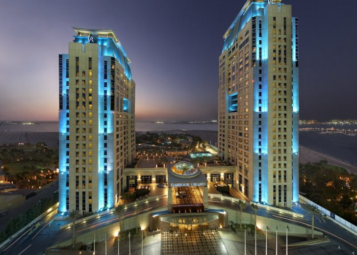 Habtoor в Дубае