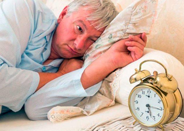 Нарушение режима сна и отдыха