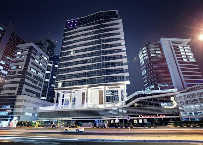 Отель BYBLOS