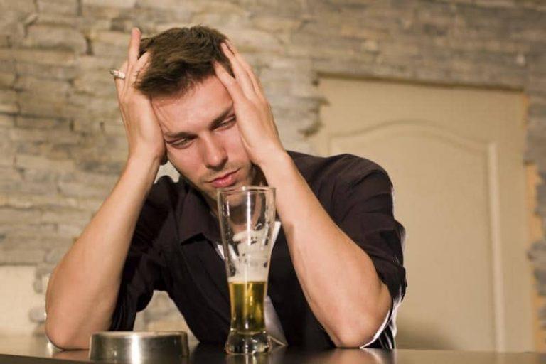 Провалы в памяти при алкогольном опьянении