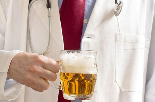Рецепт лечебного пива