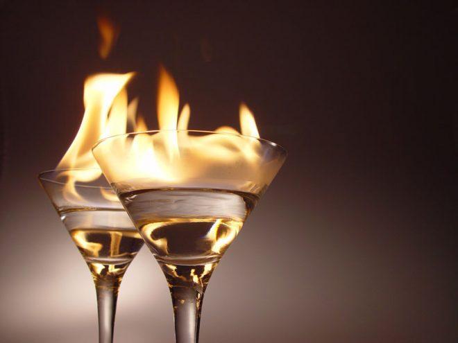 Цистит от алкоголя