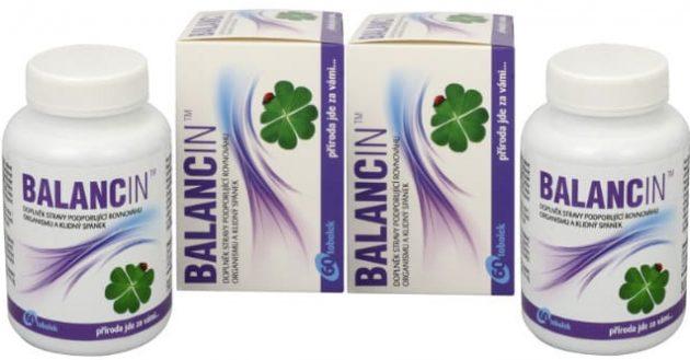 Таблетки Балансин