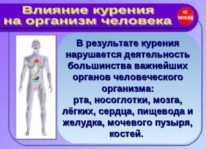 Влияние курения на болезнь Паркинсона