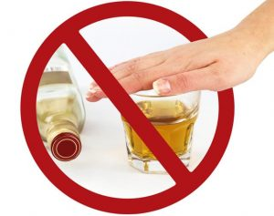 полный отказ от алкоголя - путь к выздоровлению