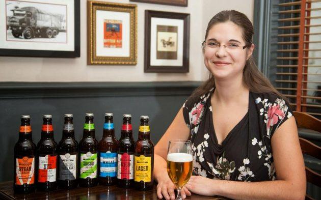 Что такое женское пиво