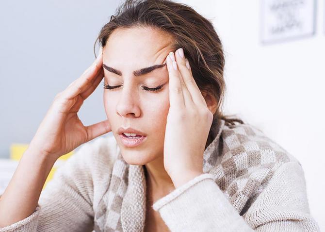 Длительные головные боли