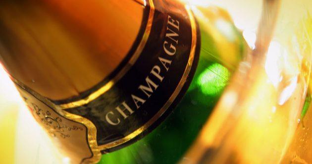 Калорийность бутылки шампанского