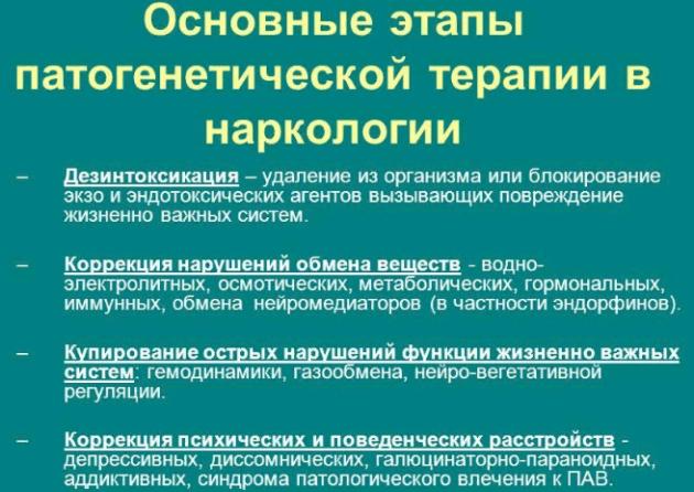 Ксенонотерапия в наркологии