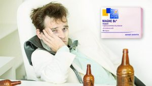 Магнезия и алкоголь