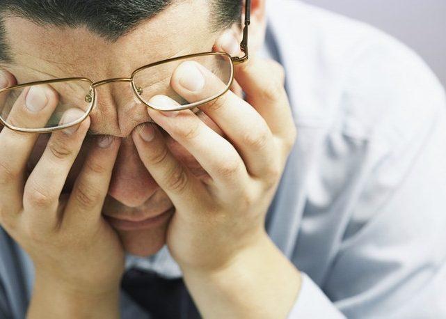 Нарушения зрения и слуха