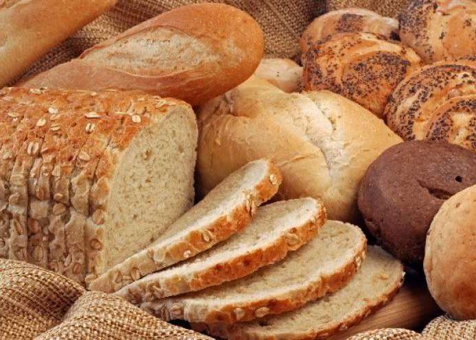 Несдобные хлебобулочные изделия