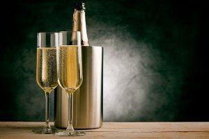 Польза игристого вина