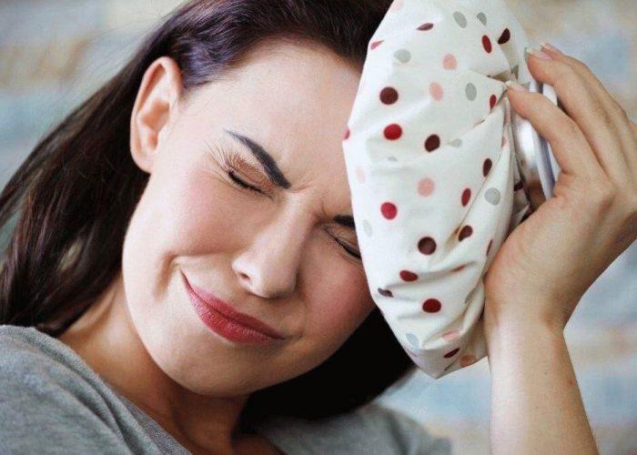Появление головной боли