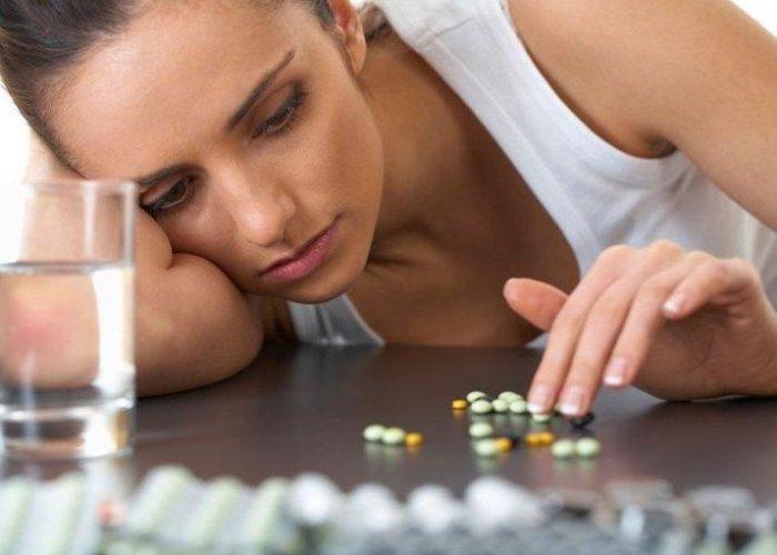 Приема гормональных препаратов