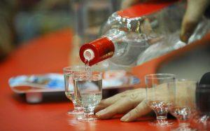 Противопоказания к потреблению водки