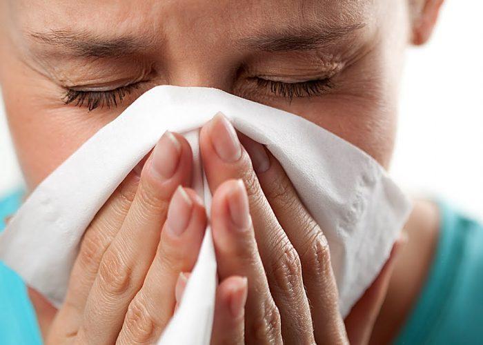 Разнообразные аллергические реакции