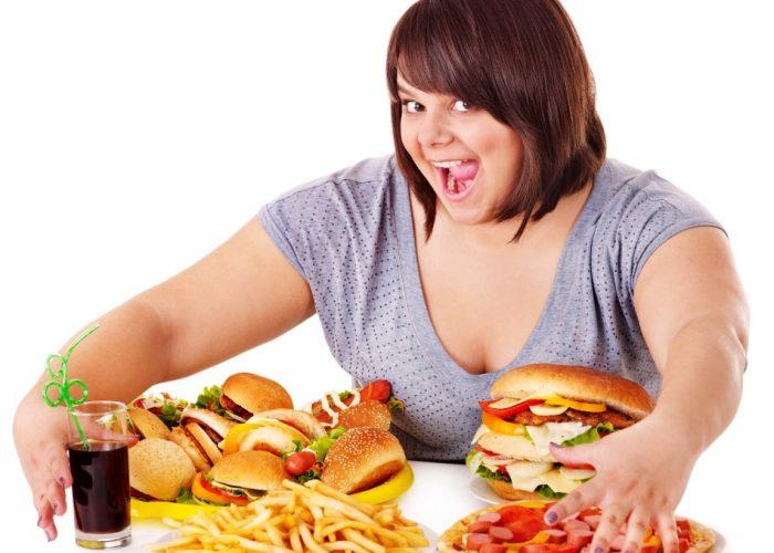 Слишком длительные перерывы между приемами пищи