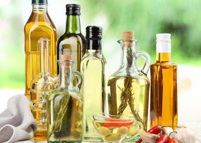 Сливочное и растительное масло