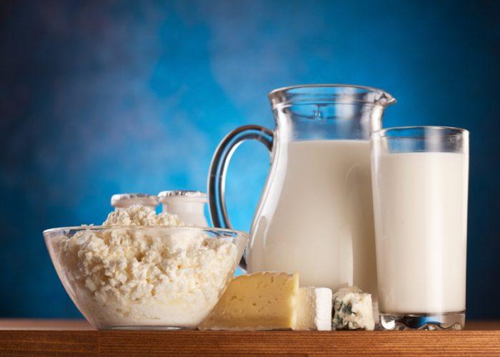 Сметана и кисломолочные продукты