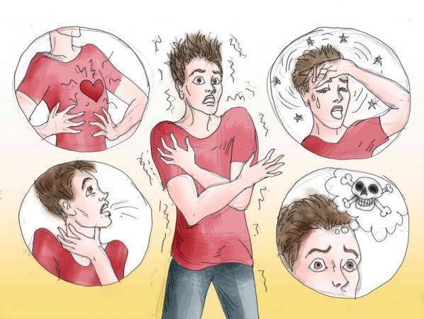 Соматические панические атаки