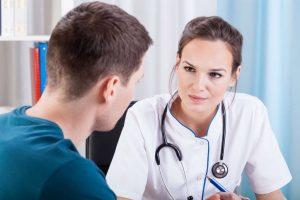 Стоит обратиться к врачу при непереносимость алкоголя