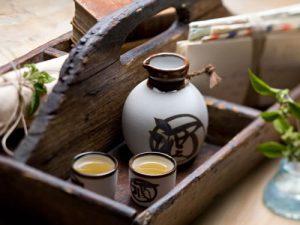 Традиционная рисовая водка