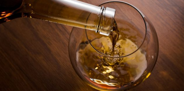 Кальвадос в больших количествах, так же вреден, как и обычный алкоголь