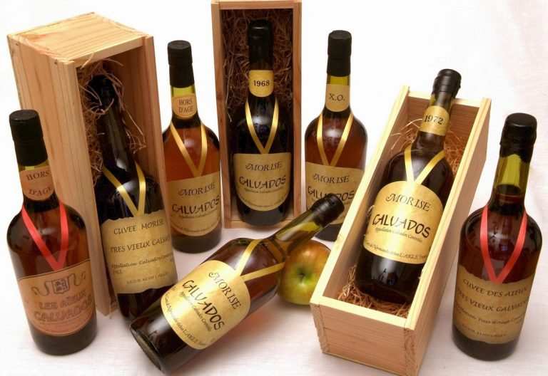 Напиток Кальвадос