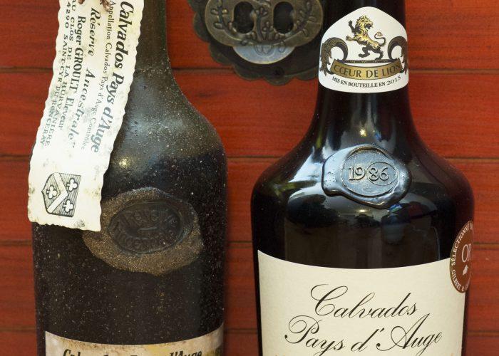 Напиток Кальвадос Very Old