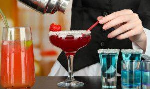 Алкогольная игра Фирменный коктейль
