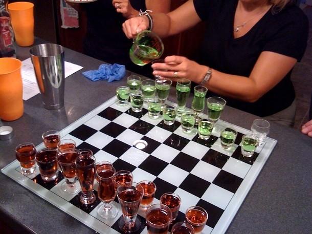 Алкогольные игры для вечеринок