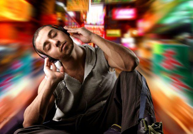Аудионаркотики позволяют испытывать эйфорию