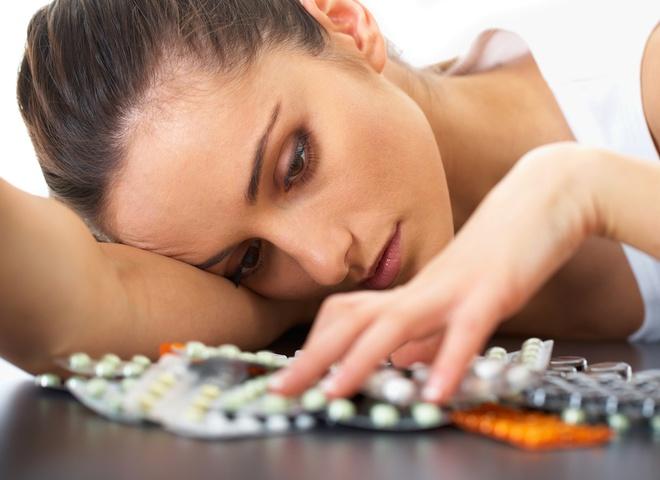 Cиндром отмены антидепрессантов
